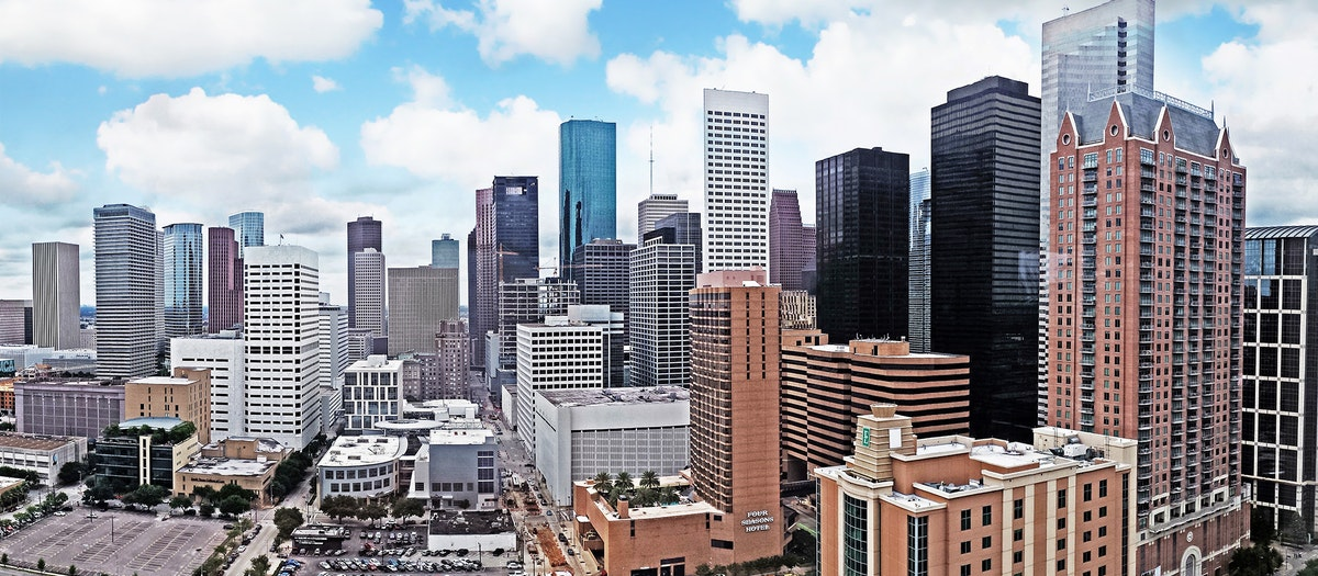 Panoramic_Houston_skyline Sam Houston State Application Fee Waiver Form on