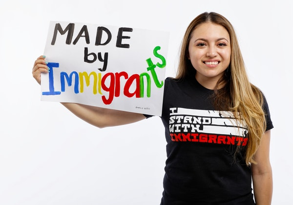 I Am An Immigrant | New York City, New York